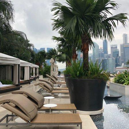 Фотография Mandarin Oriental, Singapore