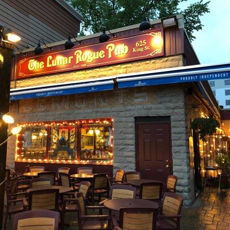 The Lunar Rogue Pub