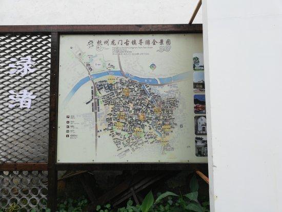 Fuyang, China: 这个景点离富阳市区还是挺远的,不过路上还是很好走的