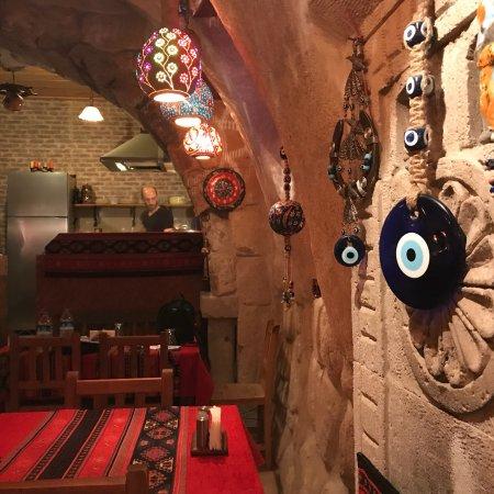 Bilde fra Pumpkin Goreme Restaurant and Art Gallery