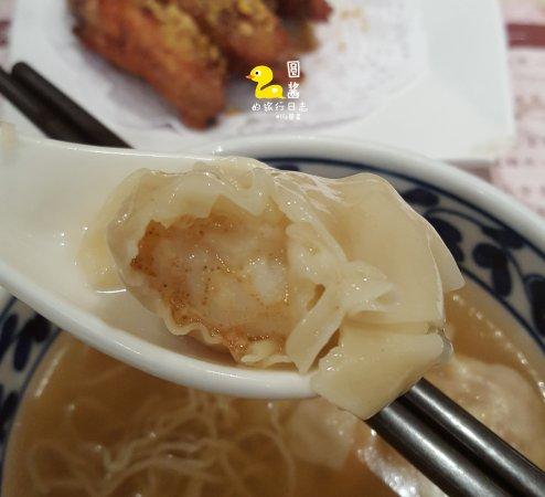 Chee Kei (Tsim Sha Tsui): 鲜虾云吞面