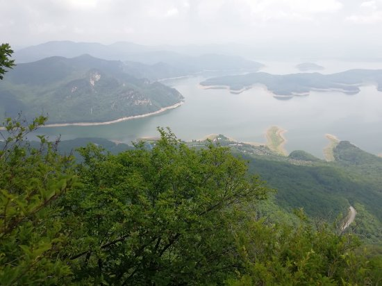 Huanren County, China: 五女山