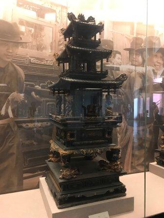 """广东省博物馆新馆: 《了解一座城,""""月光宝盒""""诉说岭南文化》"""
