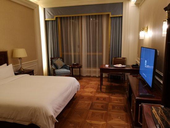 Delta Hotels by Marriott Hotel Shanghai Baoshan: 行政房