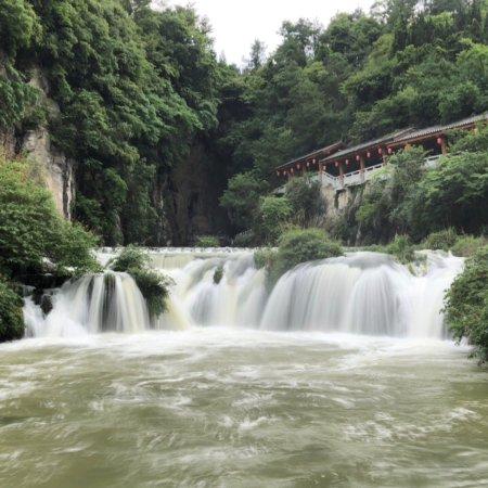 Tianhe Lake afbeelding
