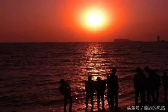 Yingkou, China: 月亮湖公园