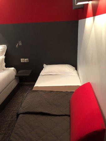 Бюк, Франция: 沙发床