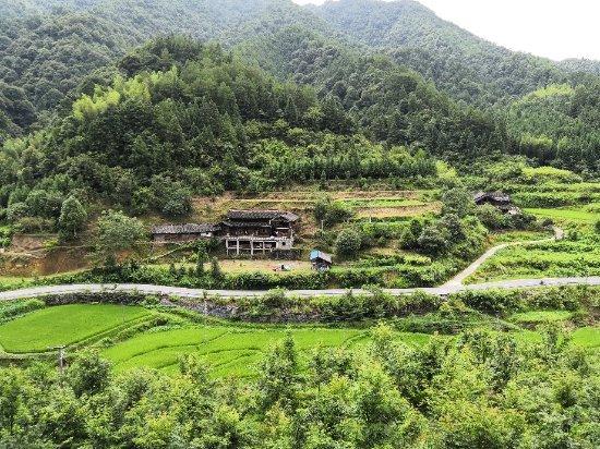 Suining County, China: 寨市古镇