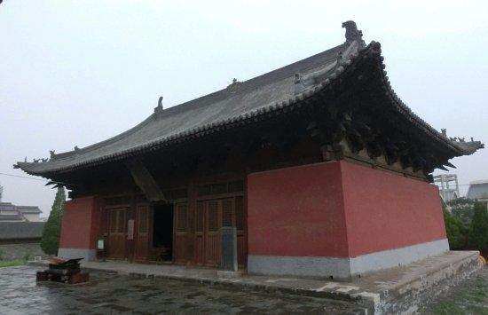Shuozhou, China: 这里有很多近代的建筑