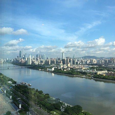Wonderful trip at Guangzhou Shangri-La Hotel