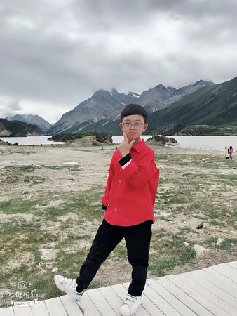 Sichuan Tibet Highway (southern route): 看我多帅气