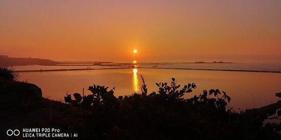 Moye Island: 镆铘岛上看日出