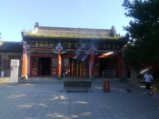 Donggang, China: 海景