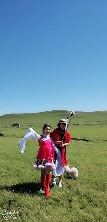 Eerguna, Trung Quốc: 诺敏塔拉蒙古庄园
