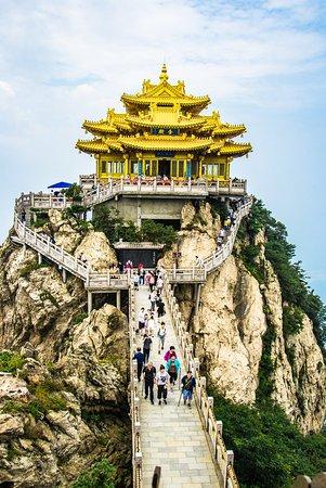 Luanchuan County, China: 栾川县老君山