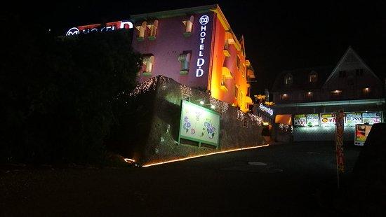 Kashiba, Япония: 酒店很梦幻,不是很有日本当地特色,但是细节设计相当不错。住得很舒服。