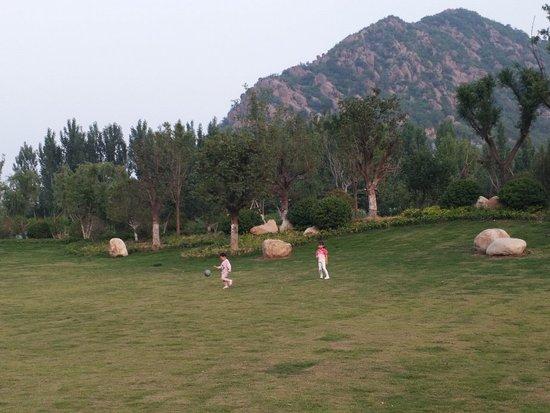 Ji'nan Huashan Mountain