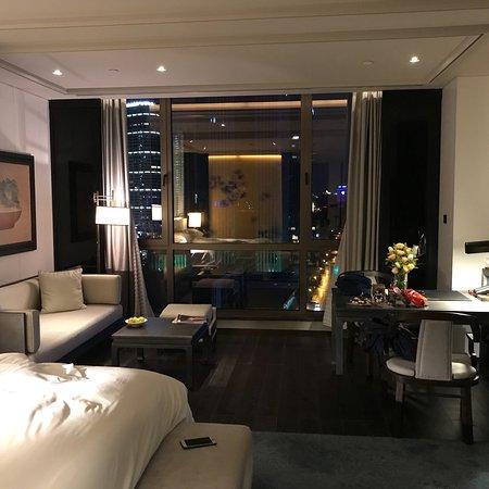 中式奢华风的酒店