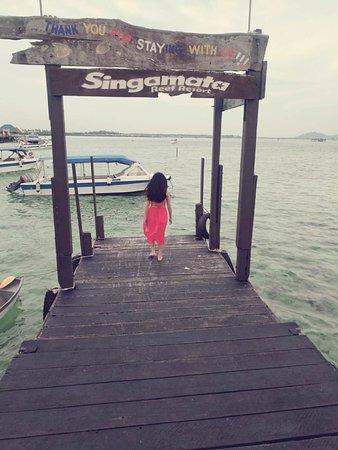 仙本那新佳马达潜水度假村照片