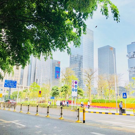 Shenzhen Airport Commercial Street