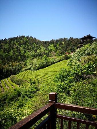 Xuancheng, China: 敬亭山