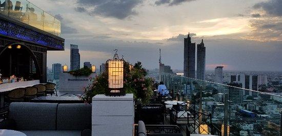 amazing city view&excellent service