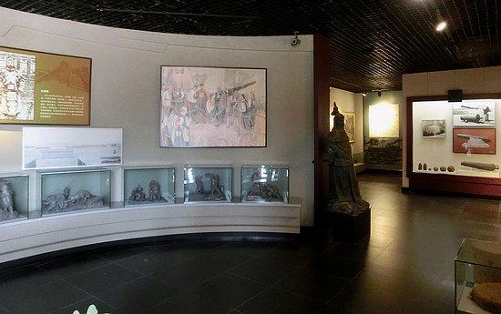 Yingkou, China: 西炮台有个小博物馆