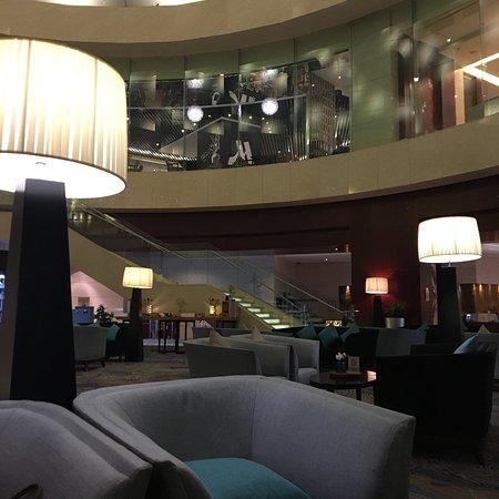 The Lounge (Beijing Marriott Hotel Northeast) – fotografija