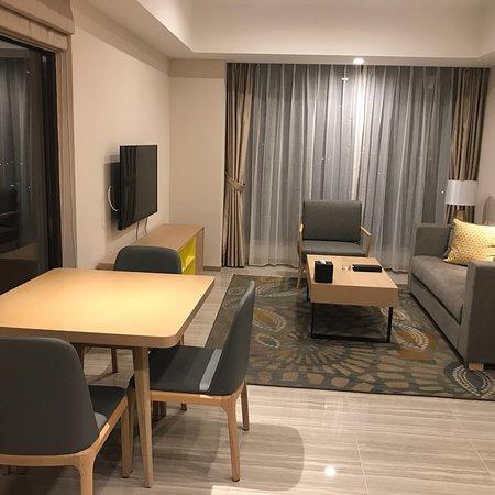 Oakwood Apartments Yangzhou: photo4.jpg