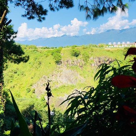 火山公园小空山风景