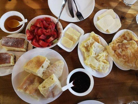 Ушгули, Грузия: Hotel Koshki Ushguli