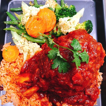 Cantina Agave Food