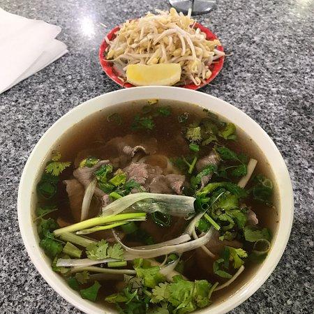 好吃的越南河粉