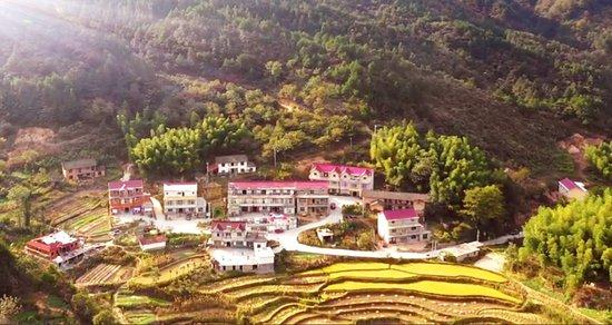 Jinbang Village: 金榜乡村.岳西金榜自然村