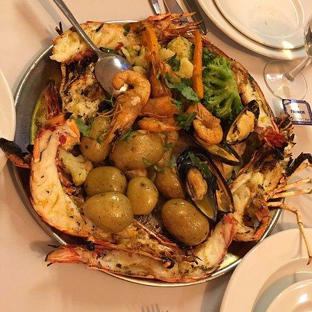 Restaurante Mar do Inferno: photo1.jpg