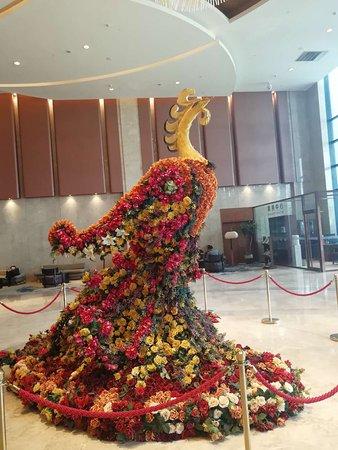 Heze, Trung Quốc: 酒店大堂