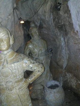 Xiao County, China: 汉高祖刘邦的雕塑