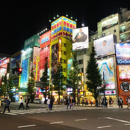 Good for buying laptops! - Akihabara, Chiyoda Traveller