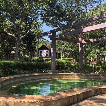 Dongyu Island Hot Spring of Boao