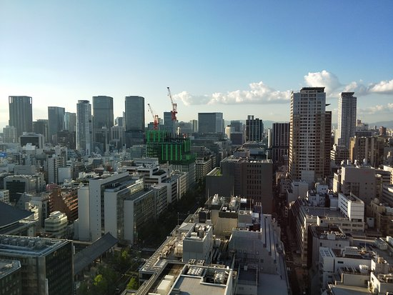 The St. Regis Osaka: IMG20180731174702