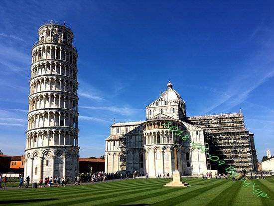 ‪Leaning Tower of Pisa‬