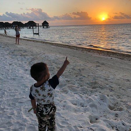 马尔代夫卡尼岛,为Club Med打call