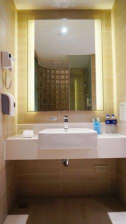 Holiday Inn Express Suzhou Taihu Lake : 洗漱池