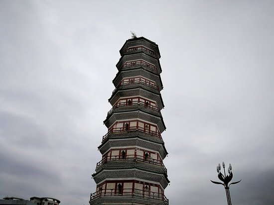 Chongxi Tower of Zhaoqing