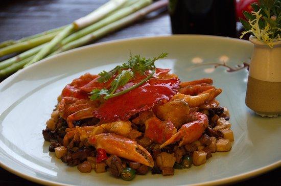 Liu Xiang Chinese Restaurant: 金碧留香中餐厅菜品