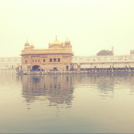 essay on golden temple in english