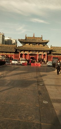 Changzhi, China: 潞安府城隍庙