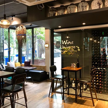 Wine Universe By Little Somms