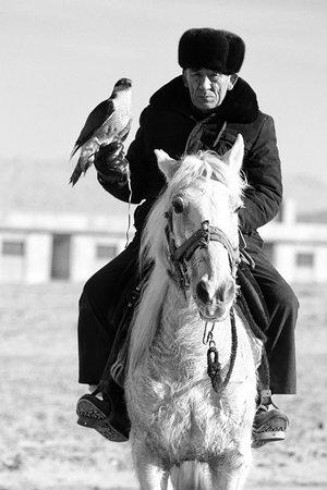 Xinjiang Uygur, Kína: 人文新疆   天山雪峰上的猎鹰之乡   走马行疆人文旅行
