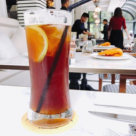 斯里兰卡冰茶